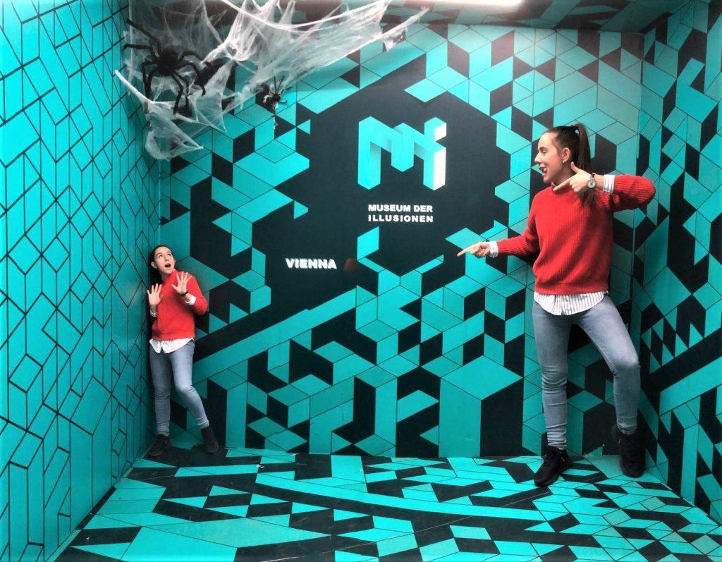 Halloween im Museum in Wien